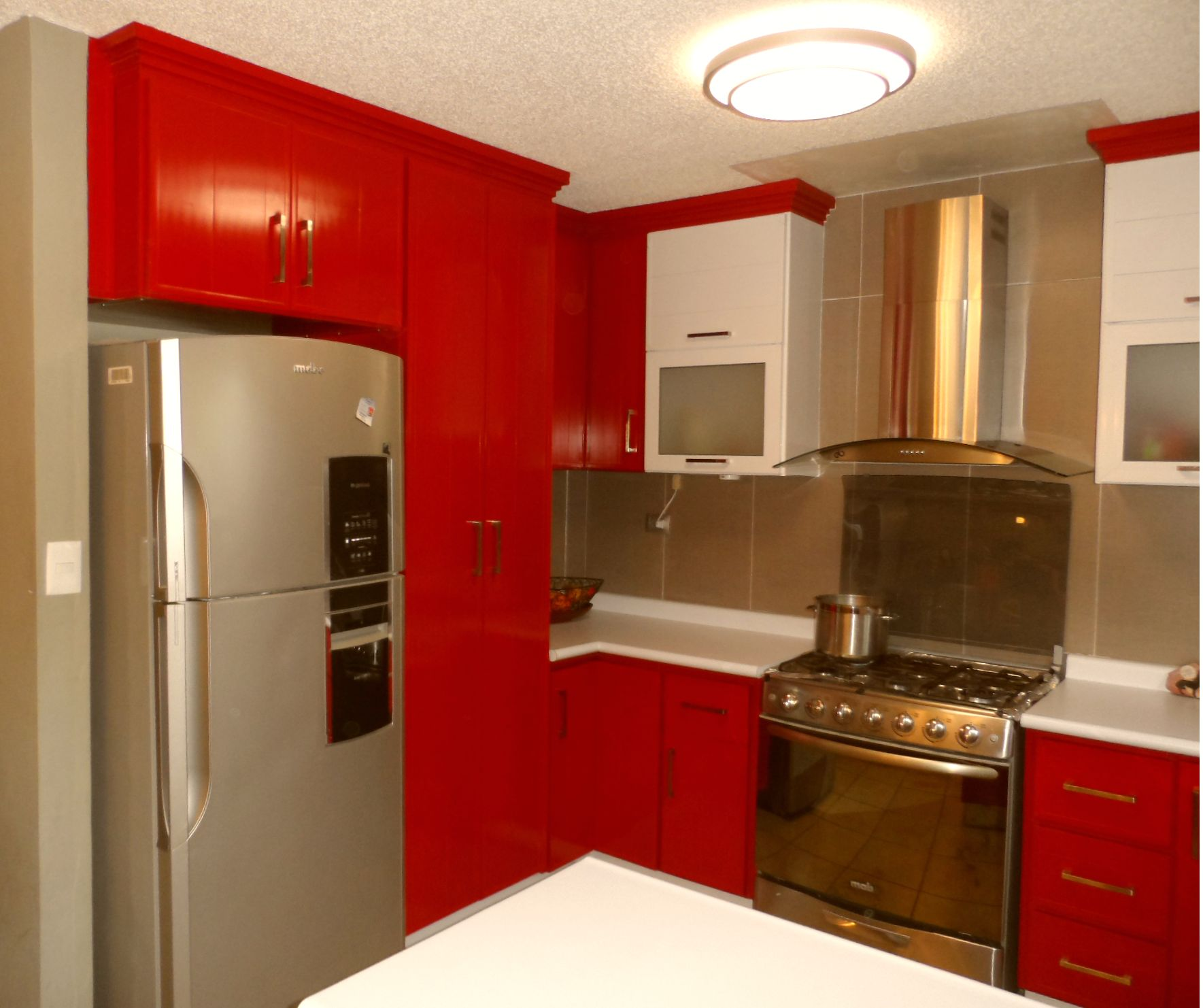 plastic kitchen cabinets